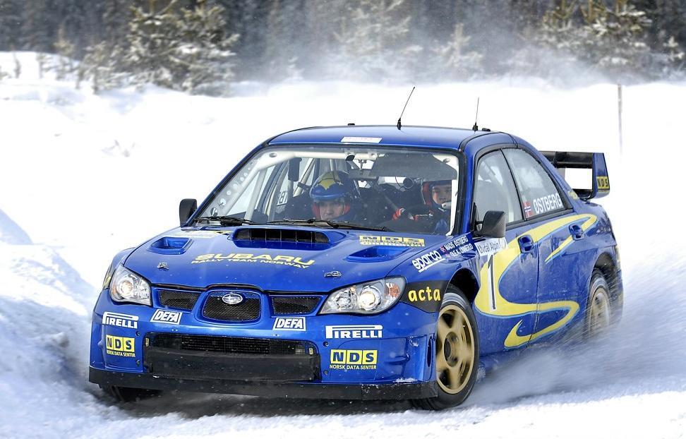 2007 Subaru Impreza I GC / GF / GM WRX STI