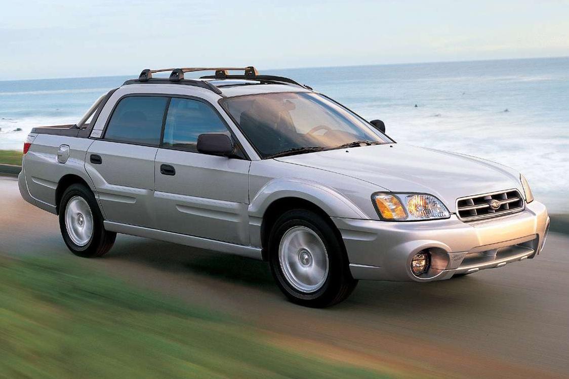 Subaru Outback Wiki >> Subaru Baja