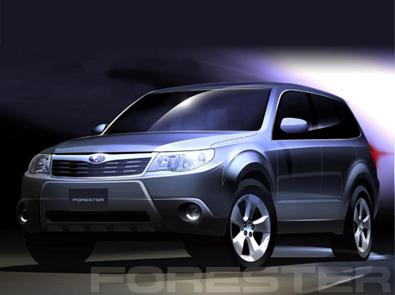 Car detail Subaru Forester 2 0 122 cui b4